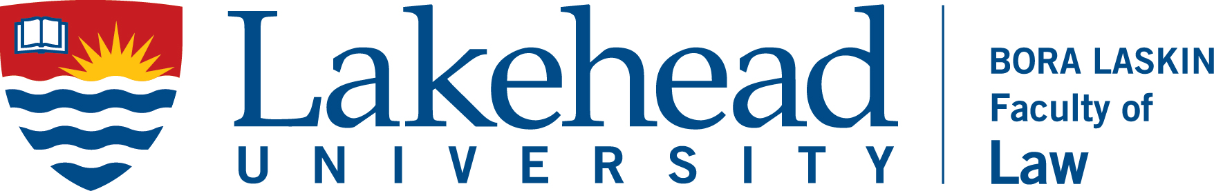 Lakehead Law School Logo