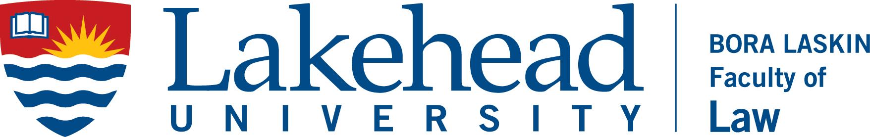 Lakehead Law School Logo